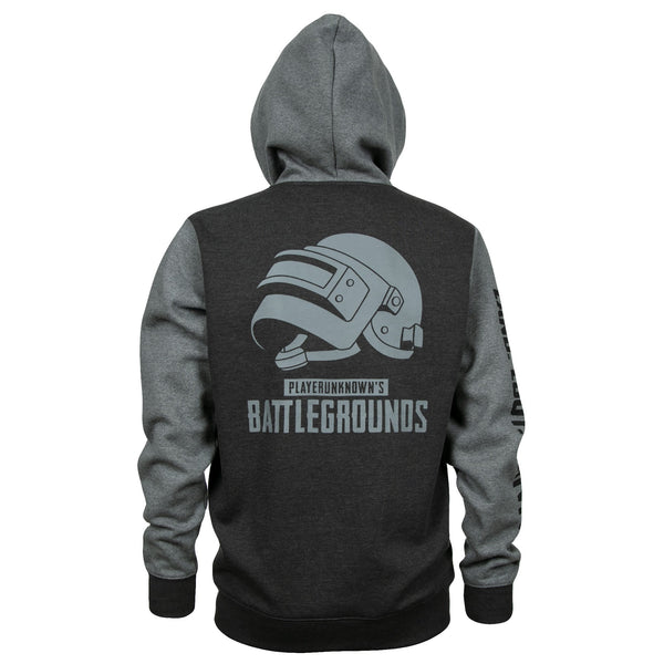 PUBG Level 3 Zip-Up Hoodie alternate photo.