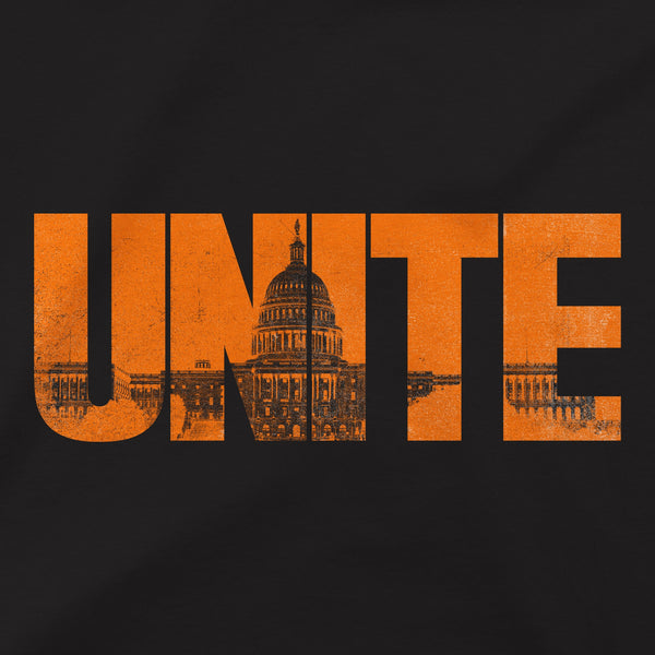 View 2 of The Division 2 Unite Premium Tee photo. alternate photo.