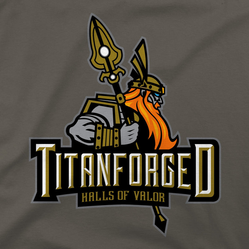 View 2 of World of Warcraft Legion Titanforged Pullover Hoodie photo.