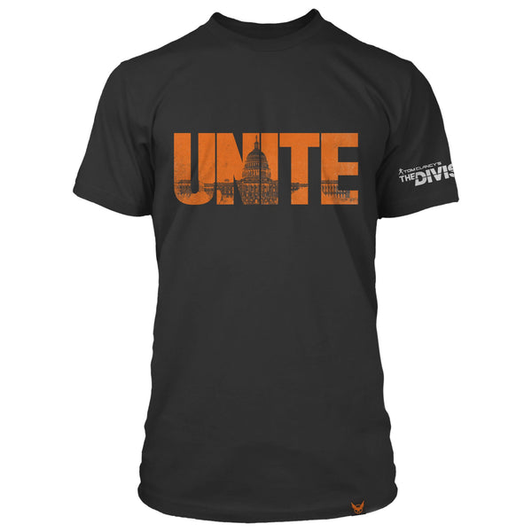View 1 of The Division 2 Unite Premium Tee photo. primary photo.