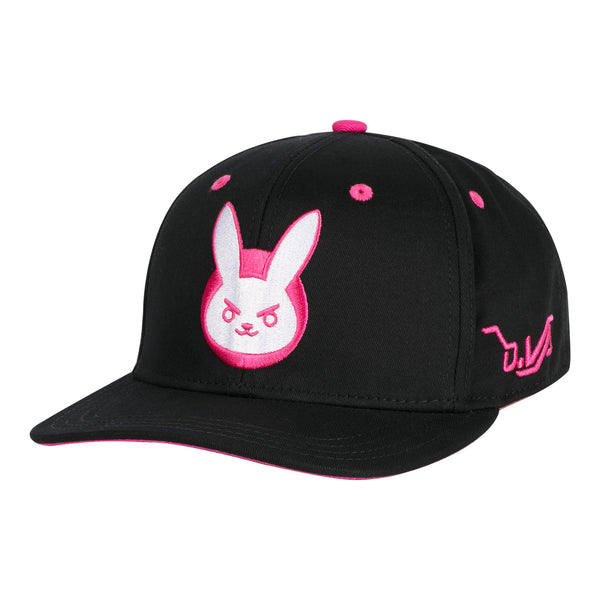 Overwatch D.Va Bunny Snap Back Hat primary photo.