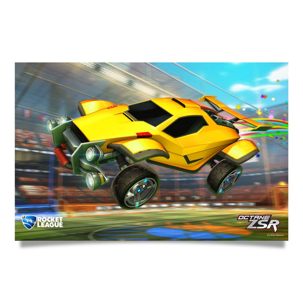 Rocket League Octane ZSR Poster primary photo.
