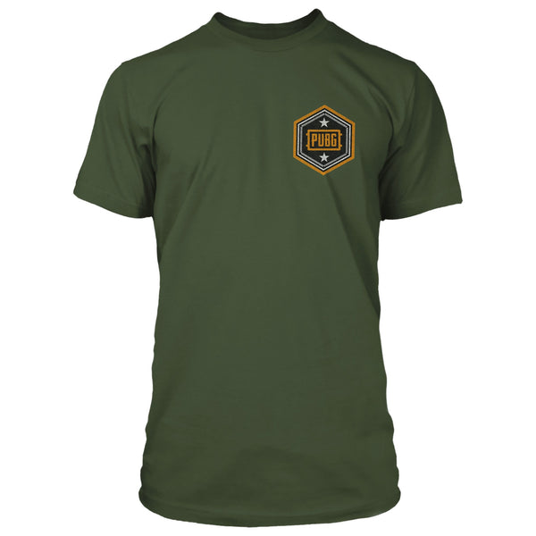 PUBG Pan Man Premium Tee alternate photo.