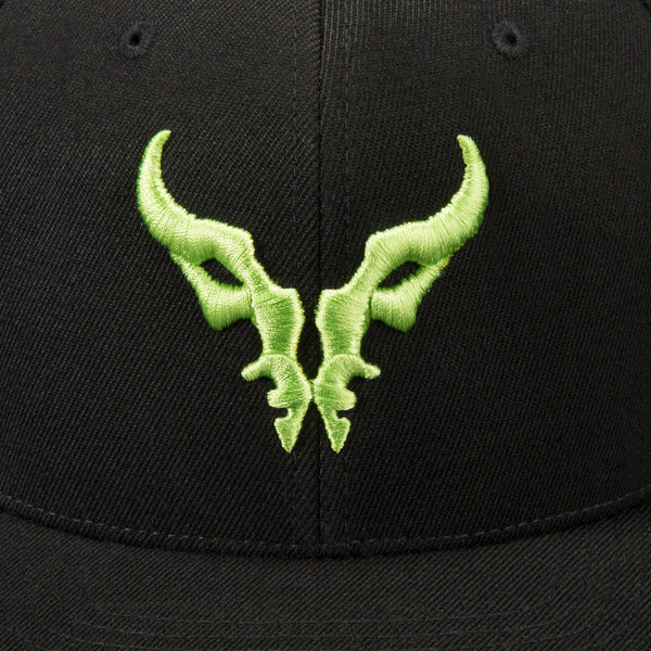 World of Warcraft Legion Logo Snap Back Hat alternate photo.