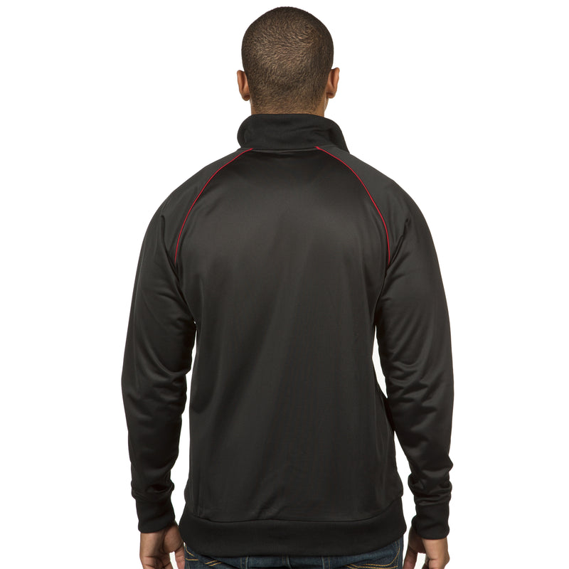View 3 of World of Warcraft Horde Track Jacket photo.
