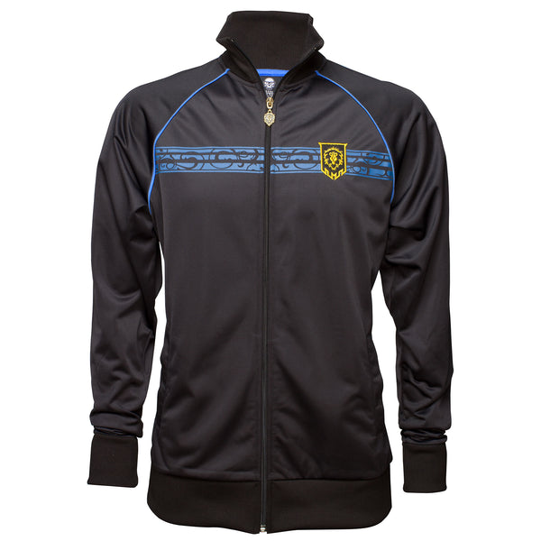 View 1 of World of Warcraft Alliance Track Jacket photo. primary photo.