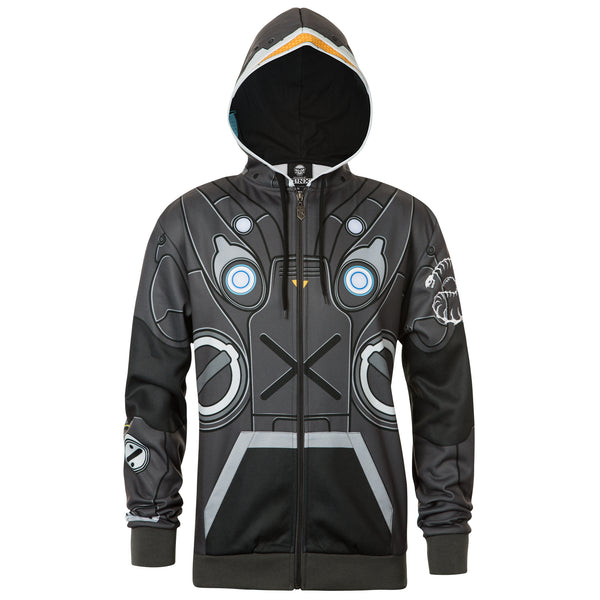 View 1 of StarCraft Raynor Premium Zip-up Hoodie photo. primary photo.