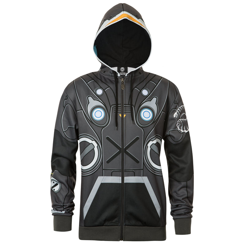 View 1 of StarCraft Raynor Premium Zip-up Hoodie photo.