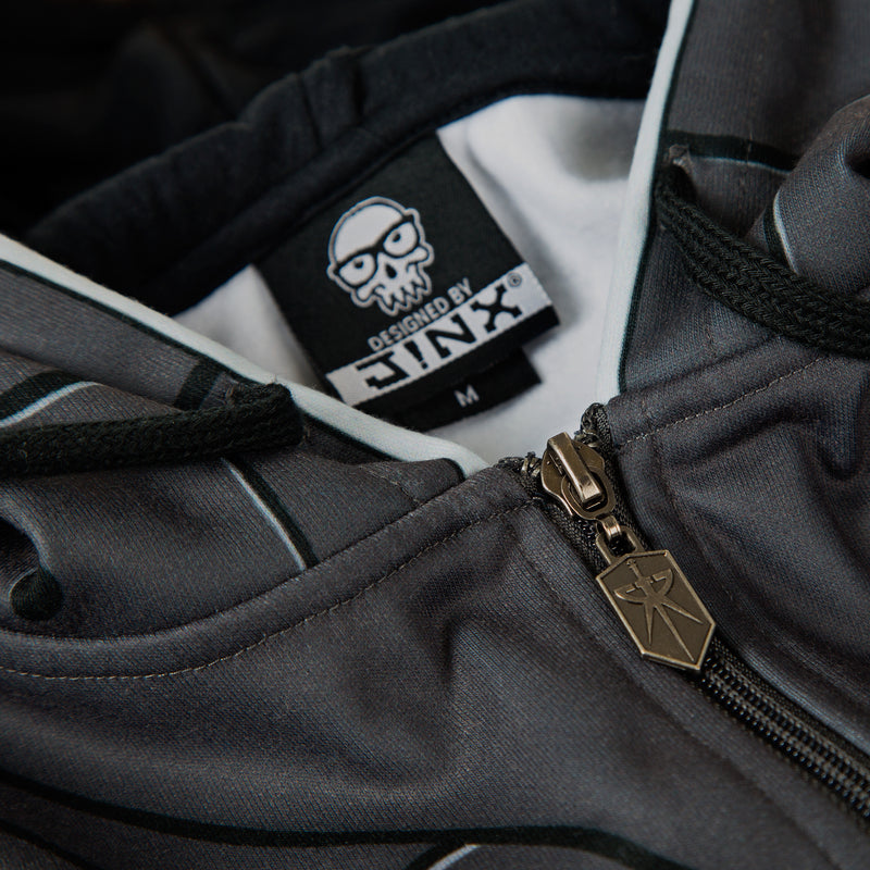 View 6 of StarCraft Raynor Premium Zip-up Hoodie photo.
