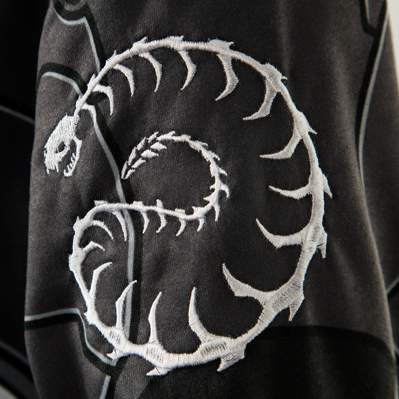 View 7 of StarCraft Raynor Premium Zip-up Hoodie photo.