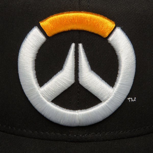 View 2 of Overwatch Frenetic Snap Back Hat photo. alternate photo.