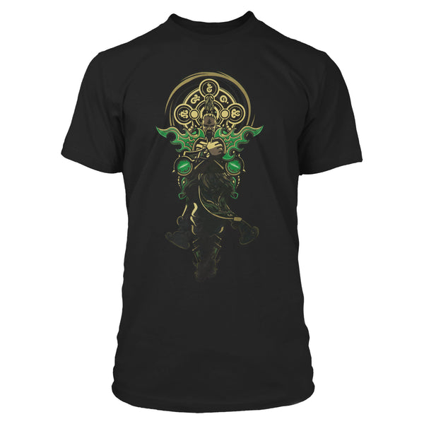 View 1 of Heroes of the Storm Wrath of Ytar Premium Tee photo. primary photo.