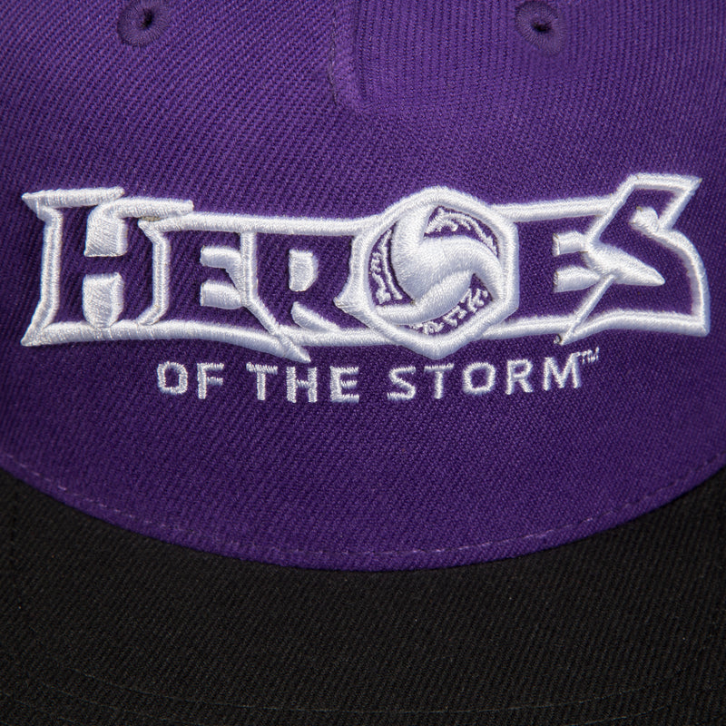 View 2 of Heroes of the Storm Strike Team Premium Snap Back Hat photo.