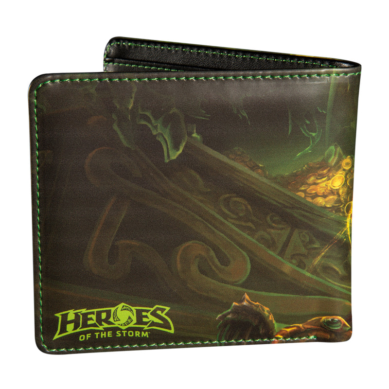 View 2 of Heroes of the Storm Blackheart's Bay Wallet photo.