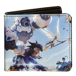 View 1 of Overwatch Sky Battle Wallet photo.