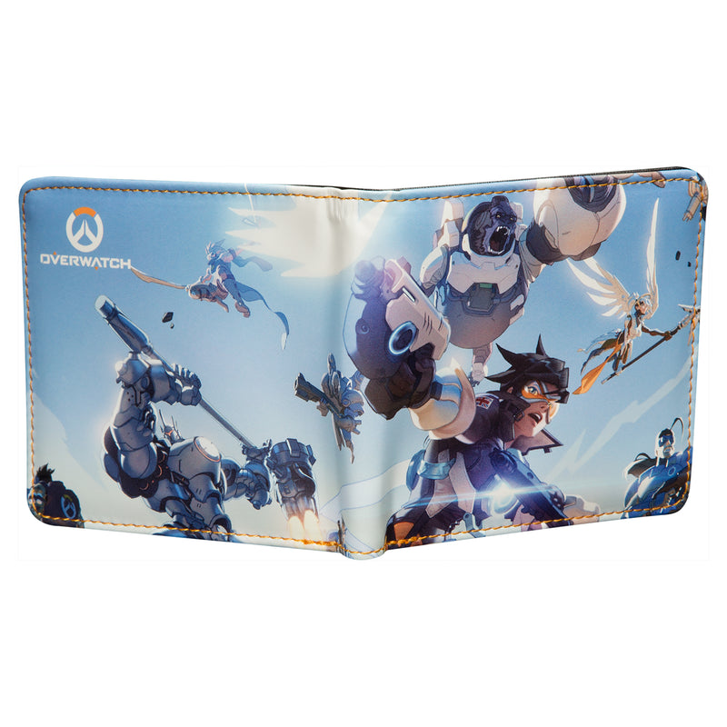View 4 of Overwatch Sky Battle Wallet photo.