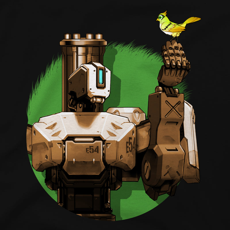 View 2 of Overwatch Peacekeeper Premium Tee photo.