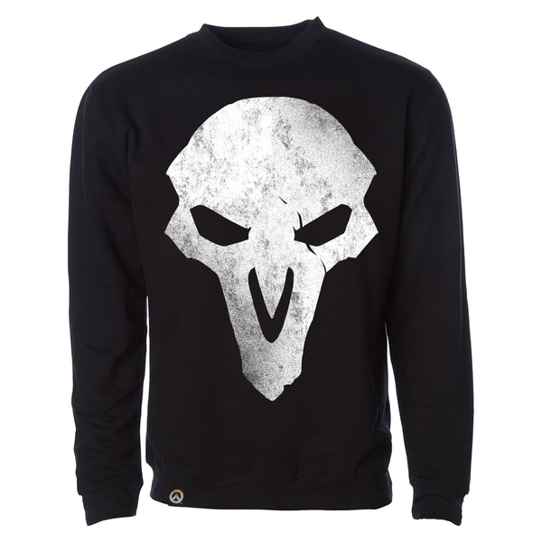 View 1 of Overwatch Reaper Crew Neck Fleece photo. primary photo.