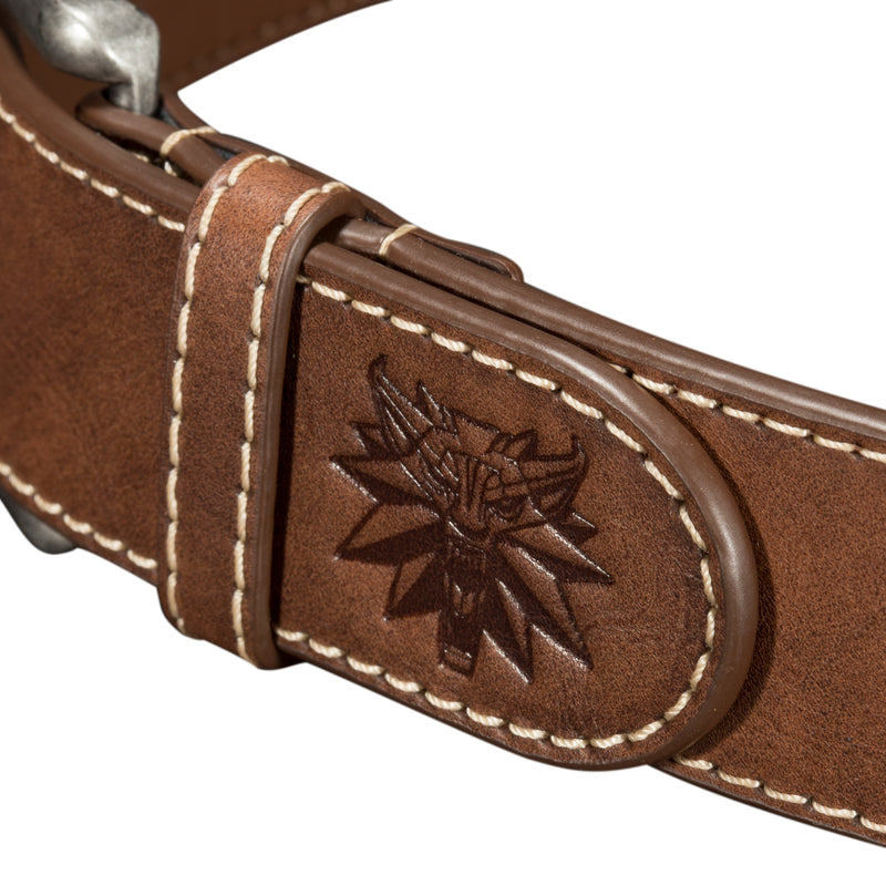 View 2 of The Witcher White Wolf Belt photo.