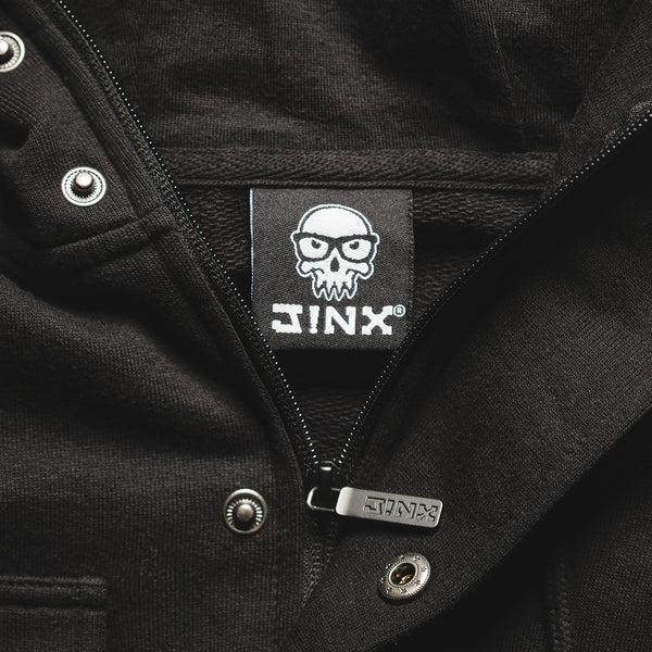 View 2 of J!NX Stormlord Premium Zip-Up Hoodie photo. alternate photo.