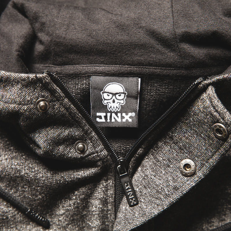 View 2 of J!NX Stormlord Premium Zip-Up Hoodie photo.