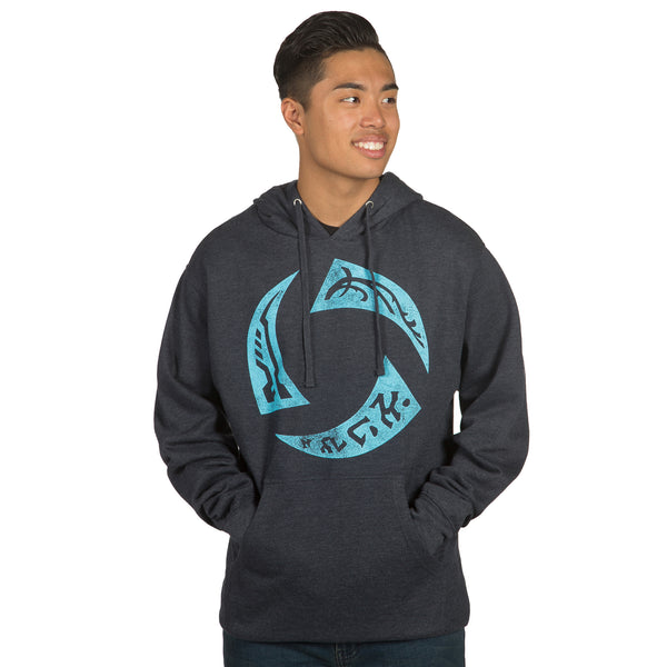 View 1 of Heroes of the Storm Battleground Men's Pullover Hoodie photo. primary photo.