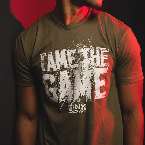 View 2 of J!NX Pro Tame The Game Premium Tee photo. alternate photo.