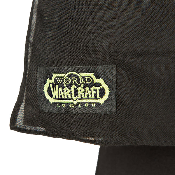 View 2 of World of Warcraft Legion Printed Scarf photo. alternate photo.