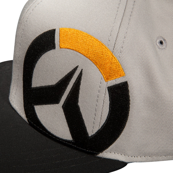 View 2 of Overwatch Melee Premium Snap Back Hat photo. alternate photo.