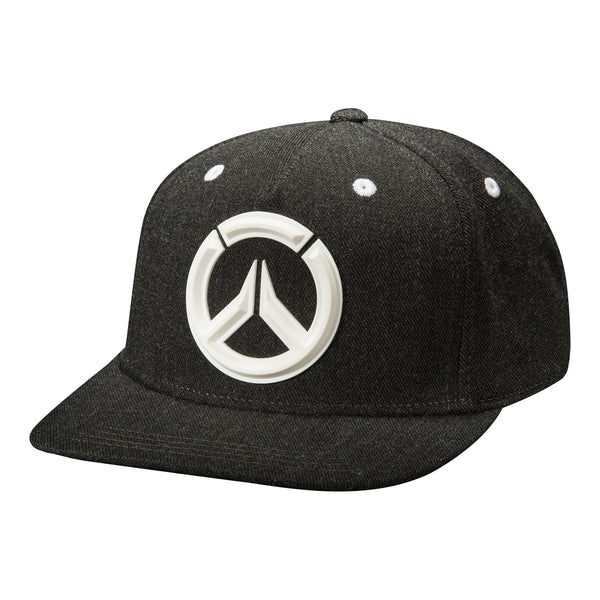 View 1 of Overwatch Sonic Snap Back Hat photo. primary photo.