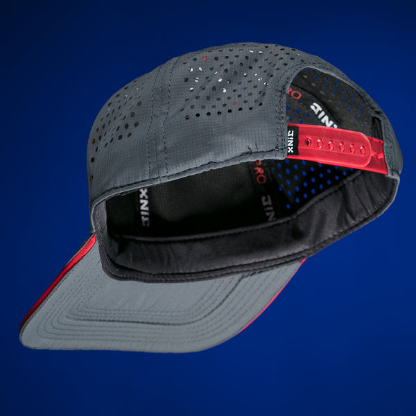 View 2 of J!NX Pro Team Carry Performance Trucker Hat photo. alternate photo.