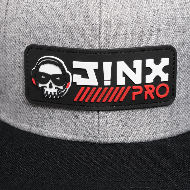 View 3 of J!NX Pro Team Fight Premium Snap Back Hat photo.