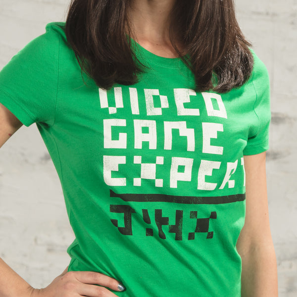 View 2 of J!NX Expert Women's Tee photo. alternate photo.
