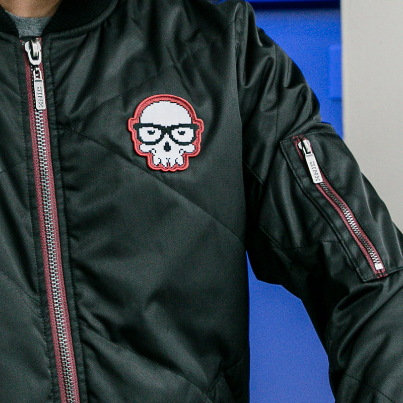View 4 of J!NX Men's Bomber Jacket photo.