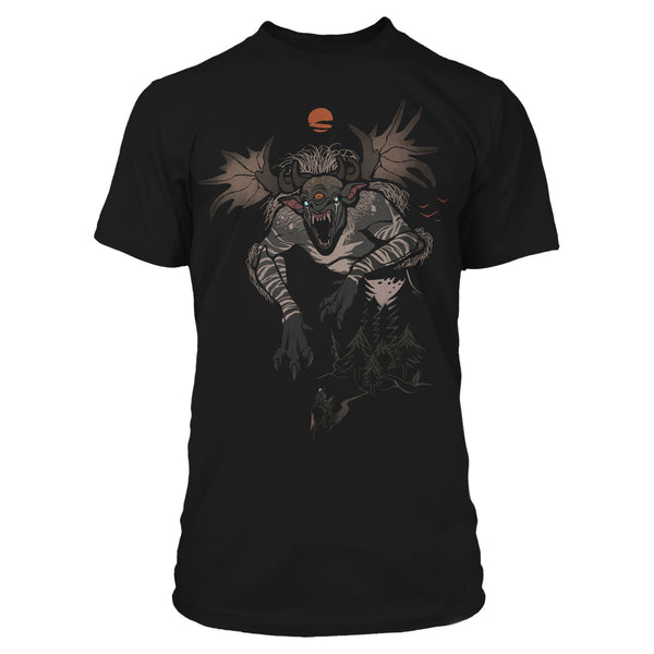 View 1 of The Witcher 3 Fiend Forest Premium Tee photo. primary photo.