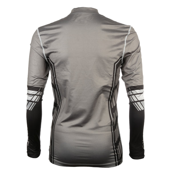 View 2 of J!NX Pro Speed Run Long Sleeve Base Layer Shirt photo. alternate photo.