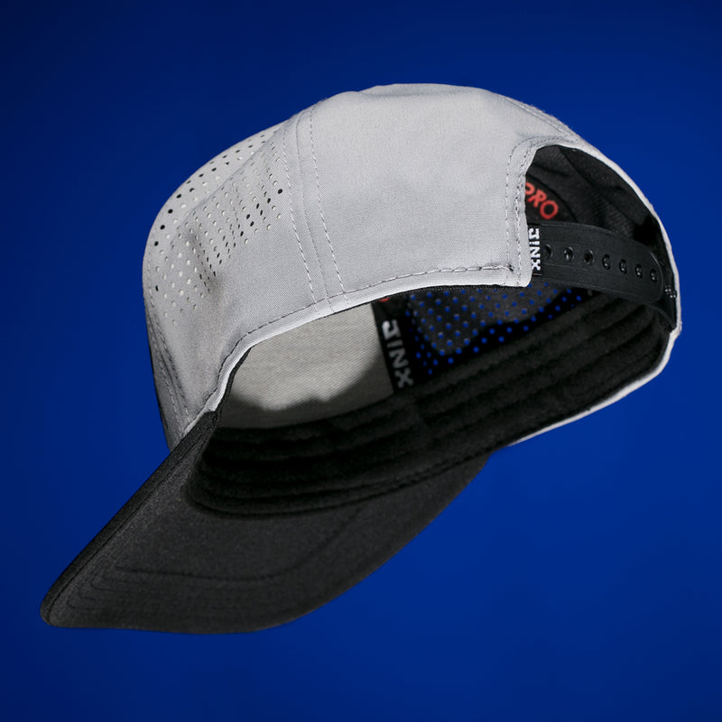 View 2 of J!NX Pro Defy The Meta 6 Panel Snap Back Hat photo.
