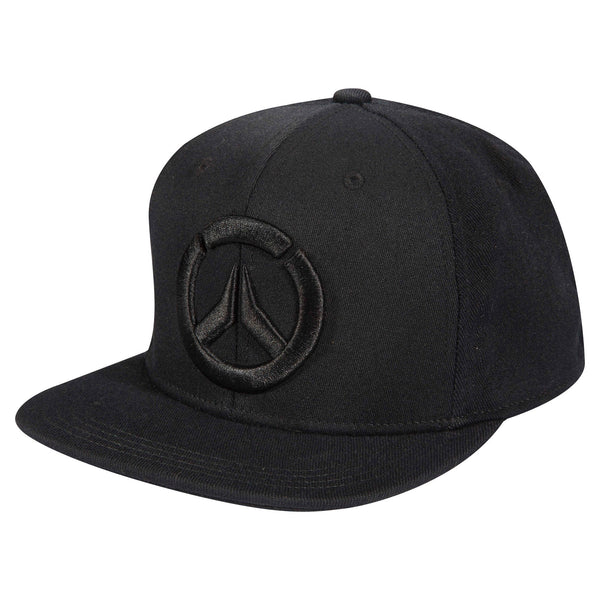 View 1 of Overwatch Blackout Stretch Fit Hat photo. primary photo.