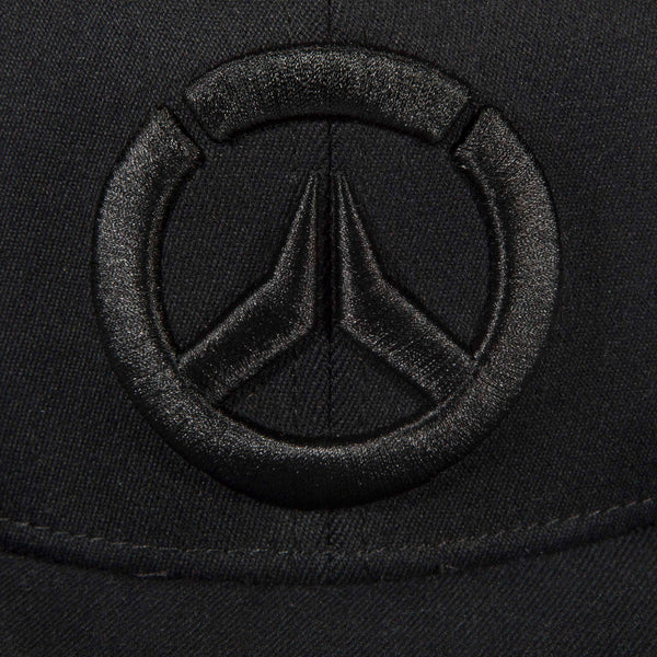View 2 of Overwatch Blackout Stretch Fit Hat photo. alternate photo.