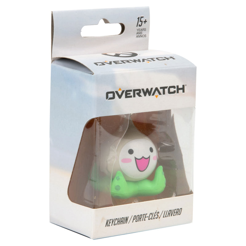 View 3 of Overwatch Pachimari 3D Keychain photo.