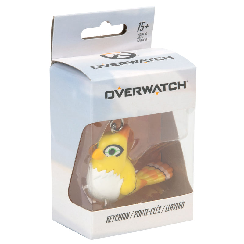 View 3 of Overwatch Ganymede 3D Keychain photo.