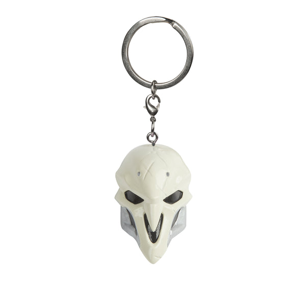 View 1 of Overwatch Reaper Mask 3D Keychain photo. primary photo.