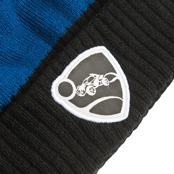 View 2 of Rocket League Synergy Beanie photo. alternate photo.