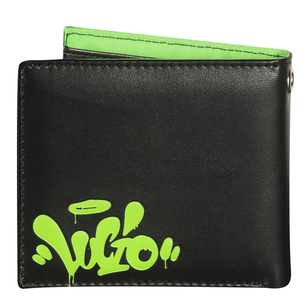 View 2 of Overwatch Lucio Bi-fold Graphic Wallet photo. alternate photo.