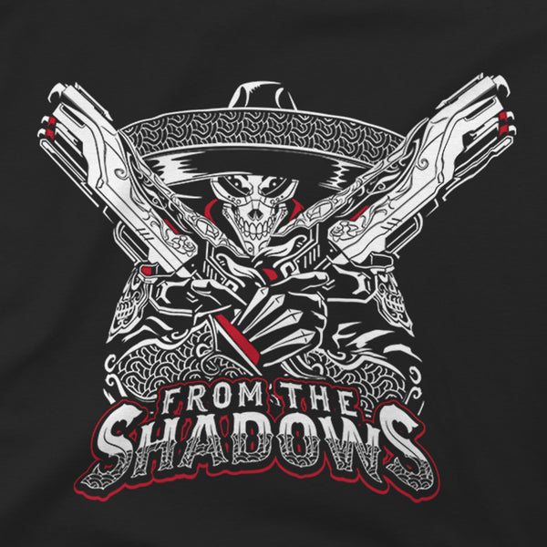 View 2 of Overwatch El Mariachi Premium Tee photo. alternate photo.