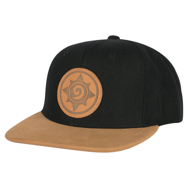 View 1 of Hearthstone Two Tone Rose Snap Back Hat photo. primary photo.