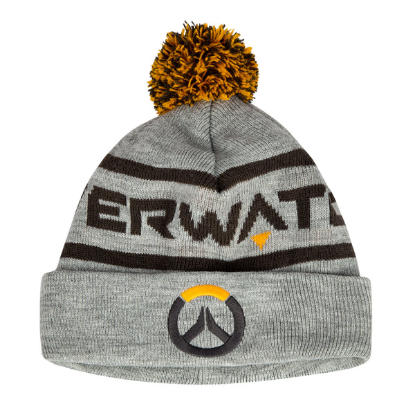 View 1 of Overwatch Elite Pom Beanie photo. primary photo.