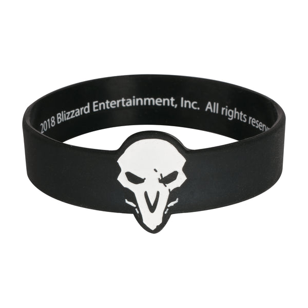 View 1 of Overwatch Reaper Rubber Bracelet photo. primary photo.