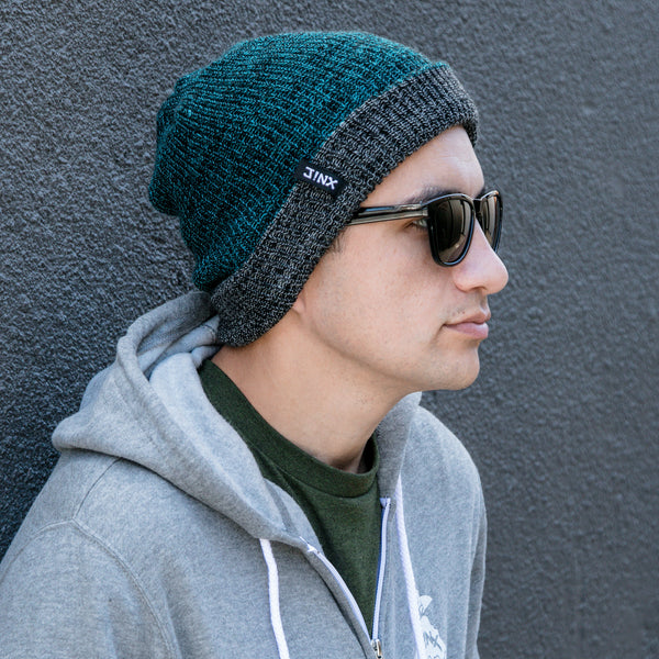 View 2 of J!NX Respawn Beanie photo. alternate photo.