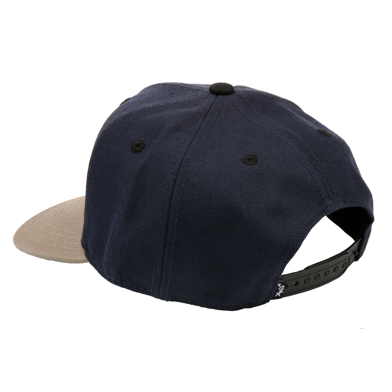 View 5 of J!NX Dr. Oid Snap Back Hat photo.